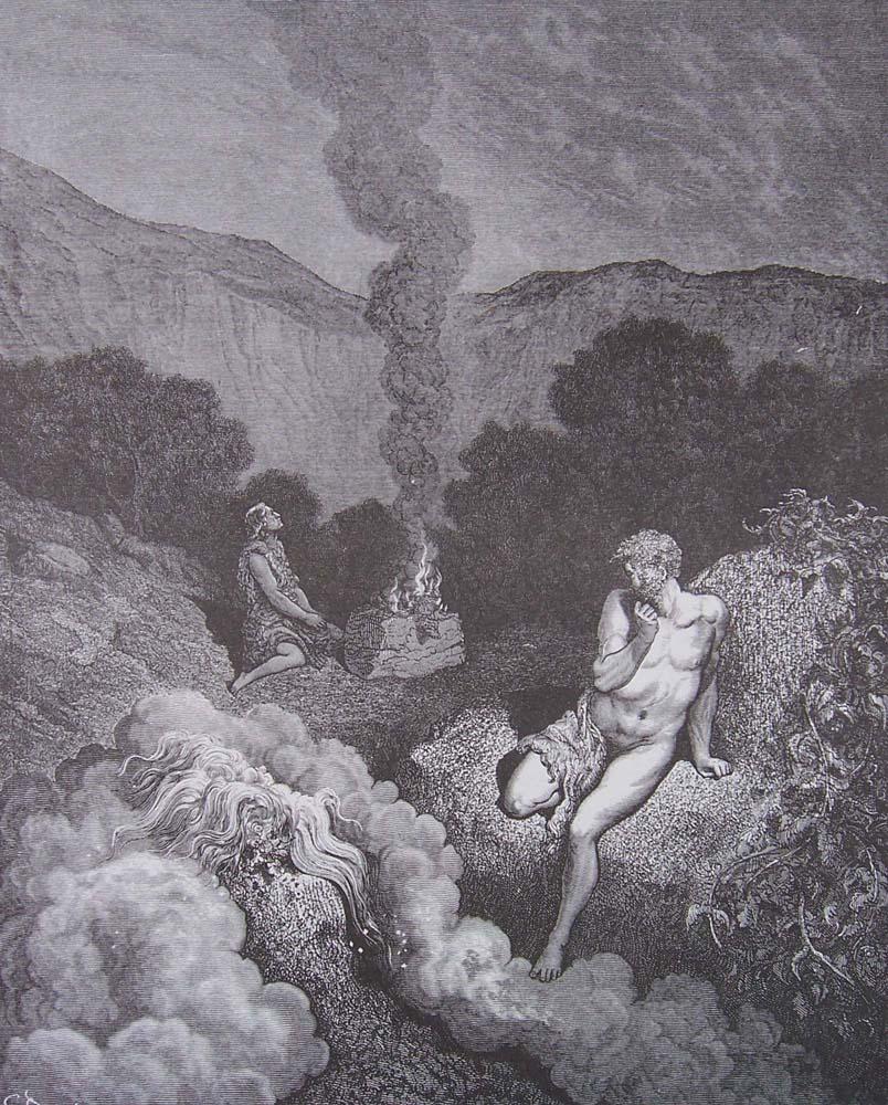 La Bible illustrée par Gustave Doré Gravur13