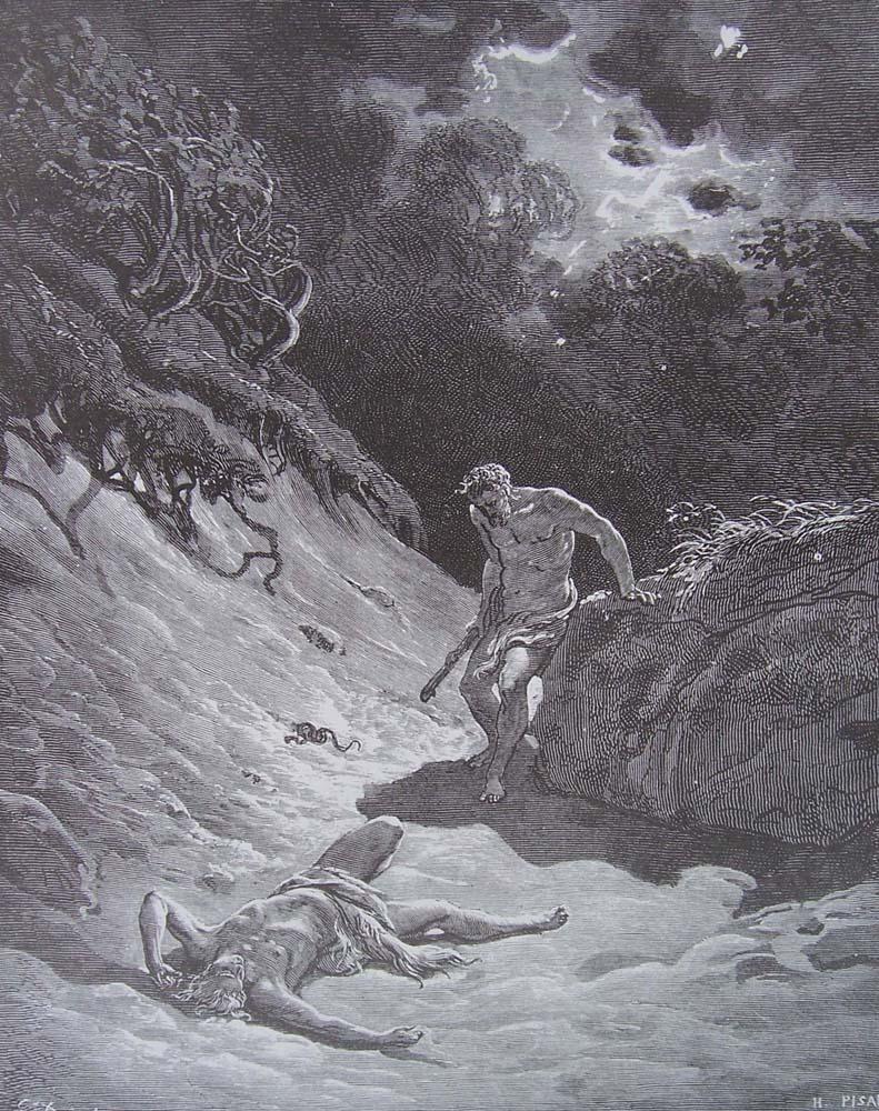 La Bible illustrée par Gustave Doré Gravur14