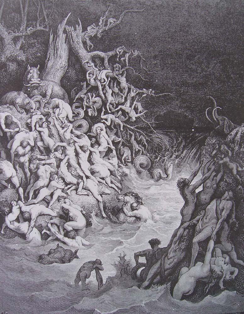 La Bible illustrée par Gustave Doré Gravur15