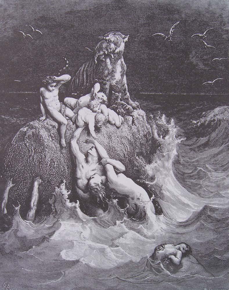 La Bible illustrée par Gustave Doré Gravur16