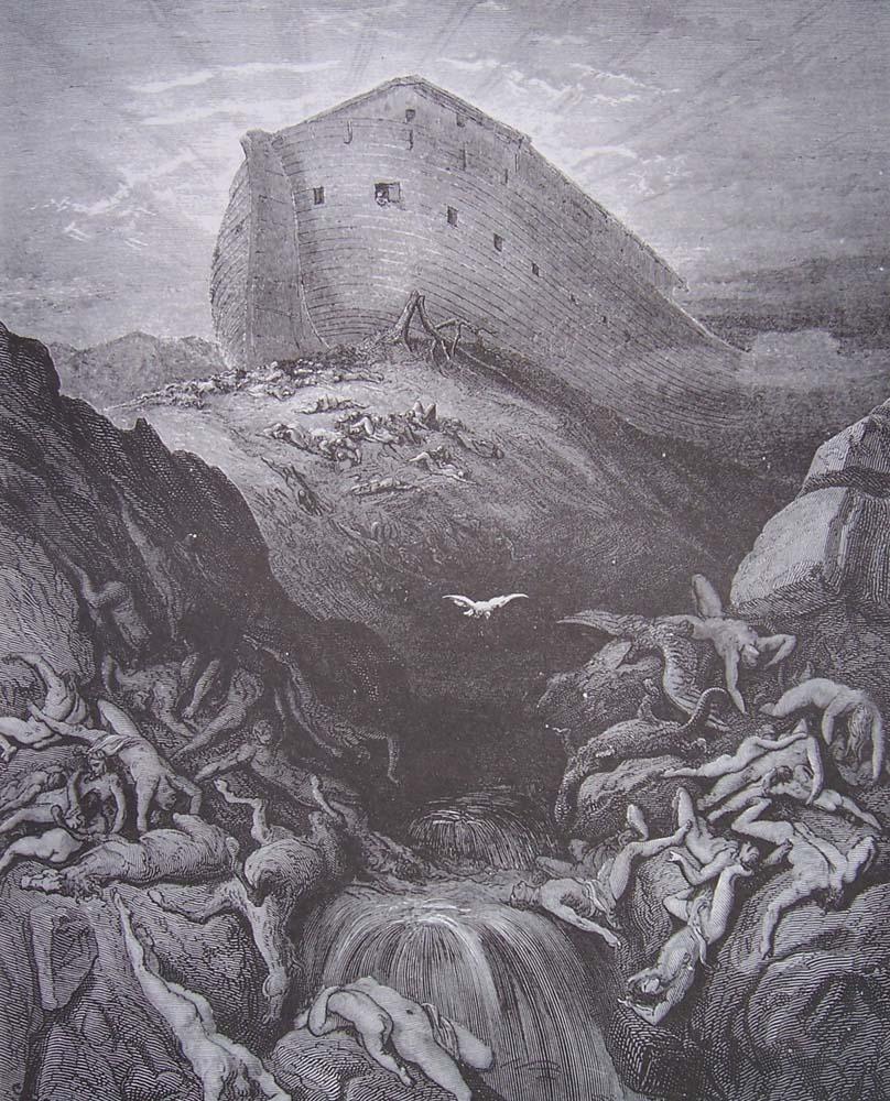 La Bible illustrée par Gustave Doré Gravur17