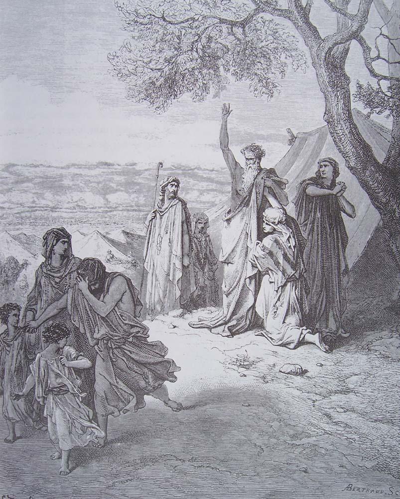La Bible illustrée par Gustave Doré Gravur18