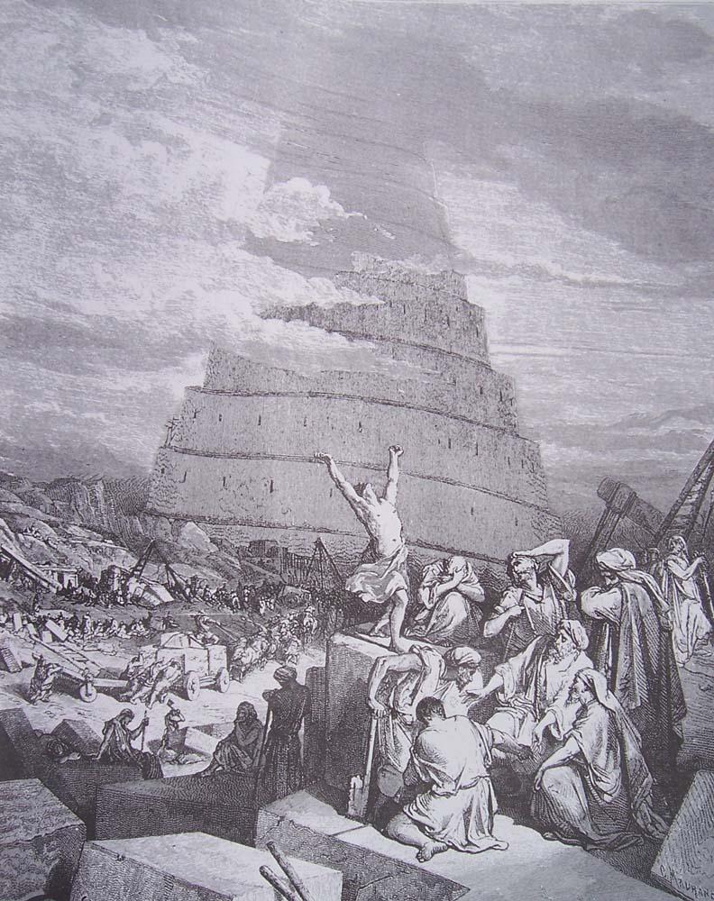 La Bible illustrée par Gustave Doré Gravur19