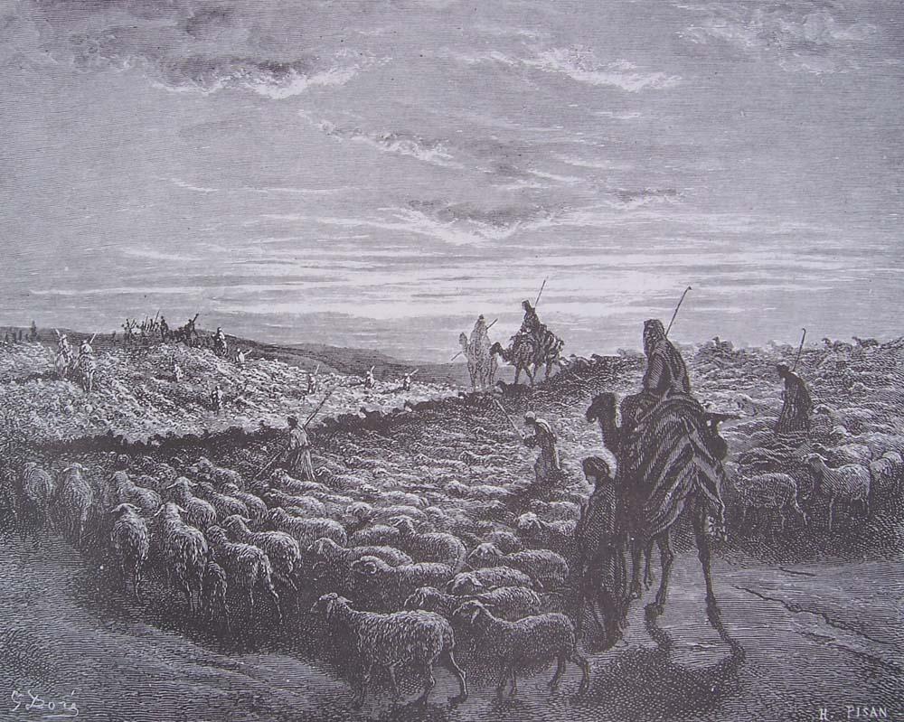 La Bible illustrée par Gustave Doré Gravur20