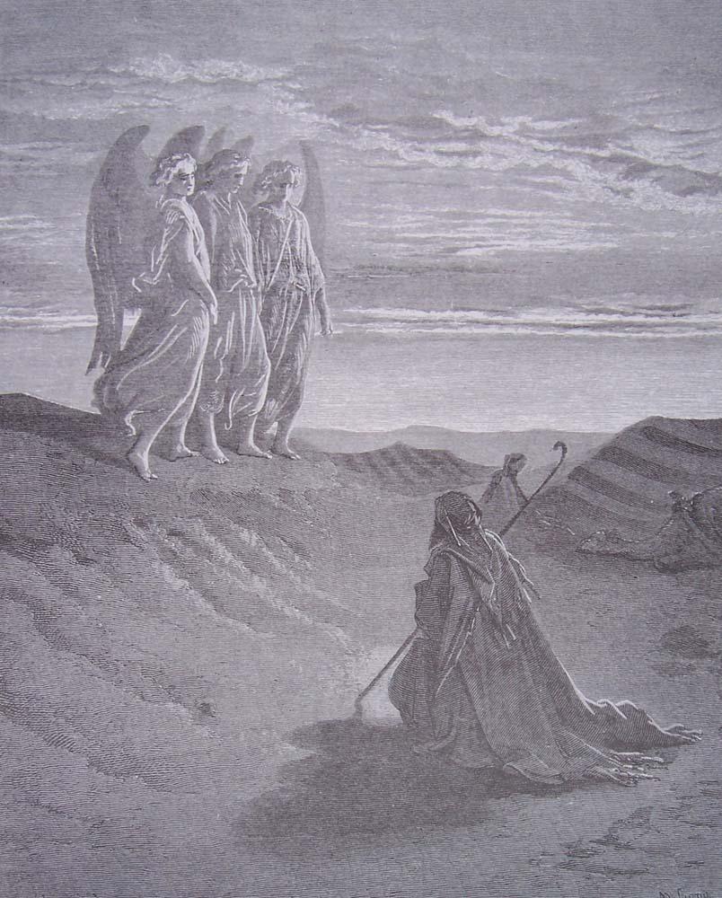 La Bible illustrée par Gustave Doré Gravur21