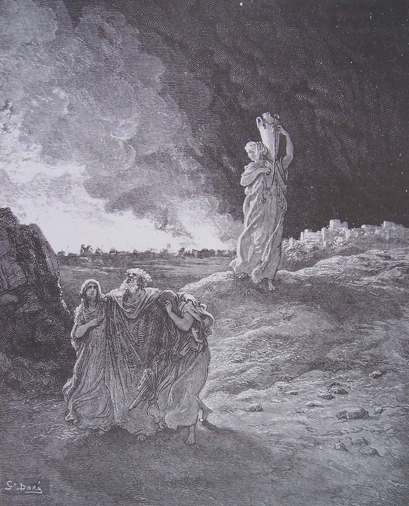 La Bible illustrée par Gustave Doré Gravur22