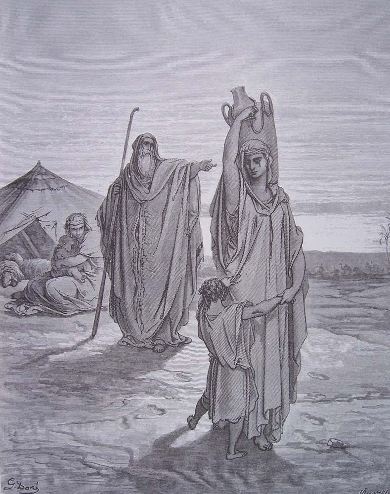 La Bible illustrée par Gustave Doré Gravur23