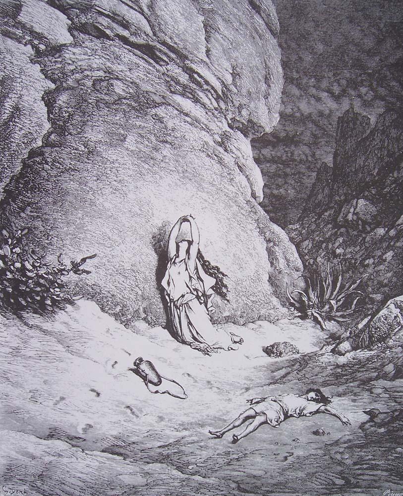 La Bible illustrée par Gustave Doré Gravur24