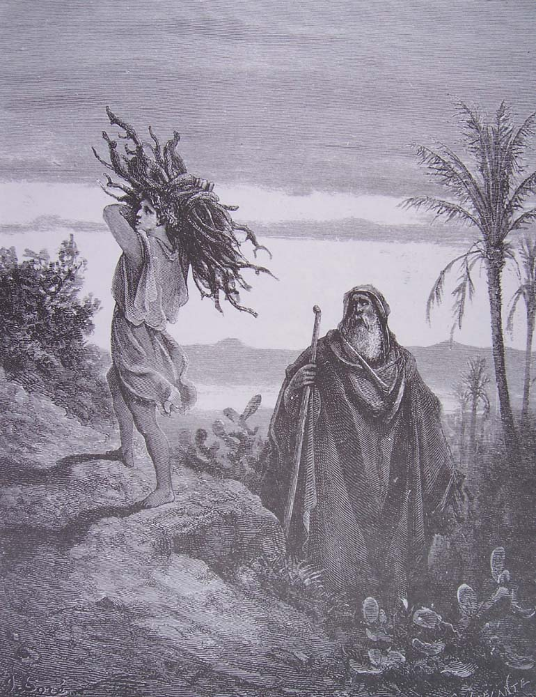 La Bible illustrée par Gustave Doré Gravur25