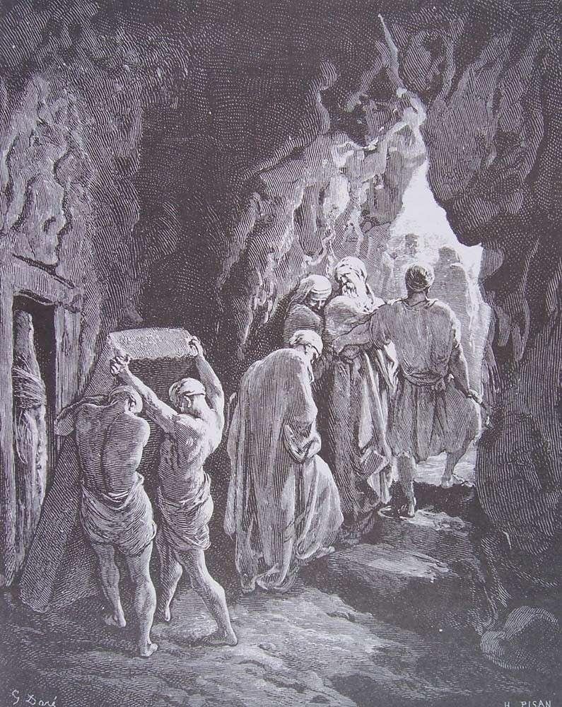 La Bible illustrée par Gustave Doré Gravur26