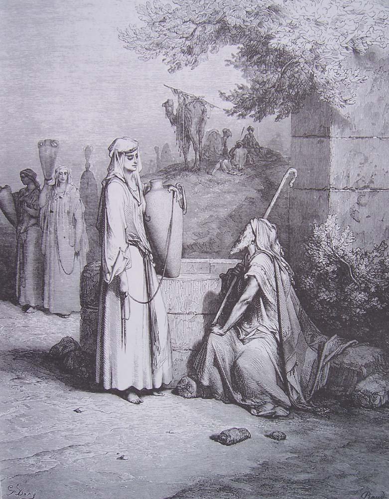 La Bible illustrée par Gustave Doré Gravur27