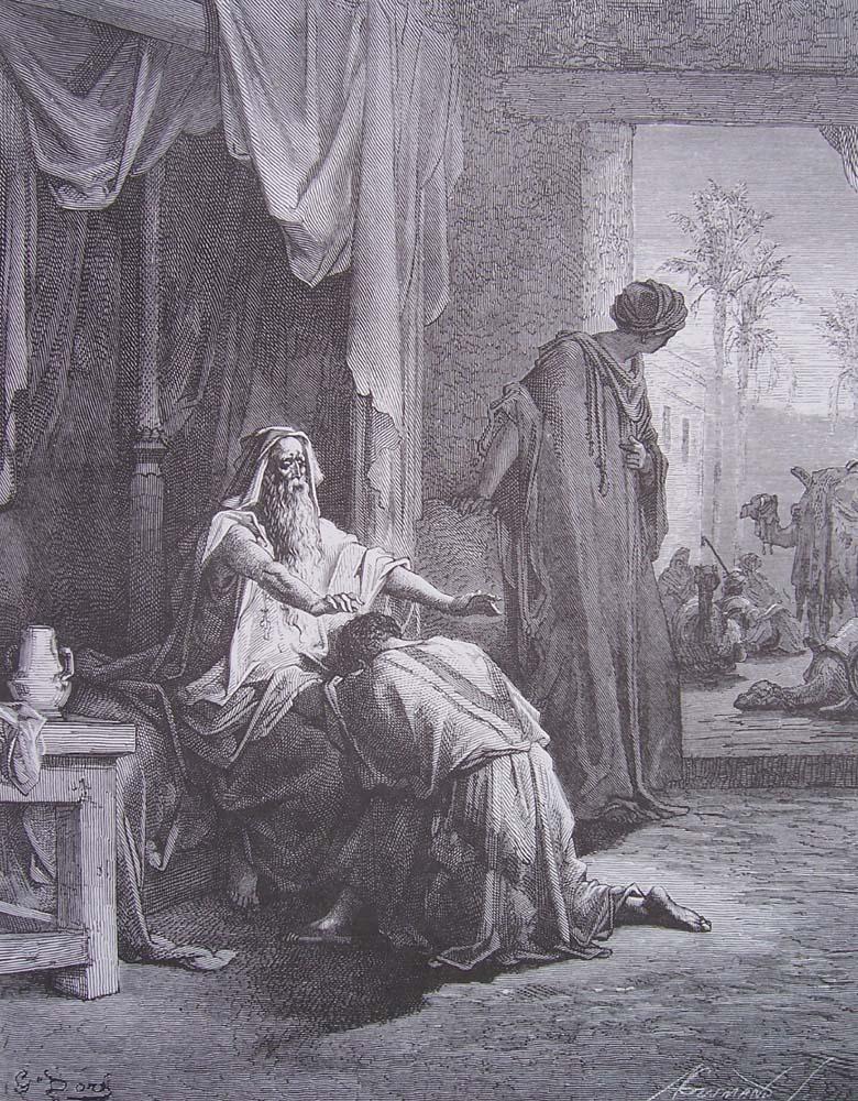 La Bible illustrée par Gustave Doré Gravur29