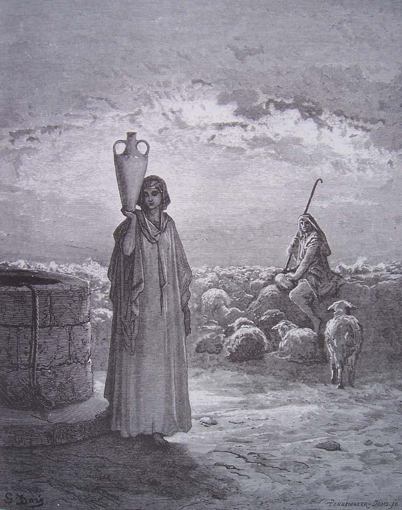La Bible illustrée par Gustave Doré Gravur31