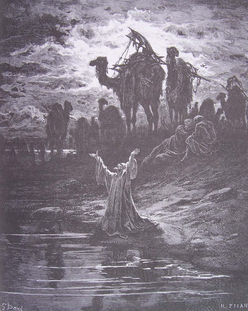 La Bible illustrée par Gustave Doré Gravur32