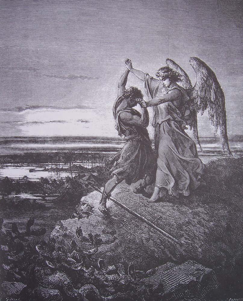 La Bible illustrée par Gustave Doré Gravur33