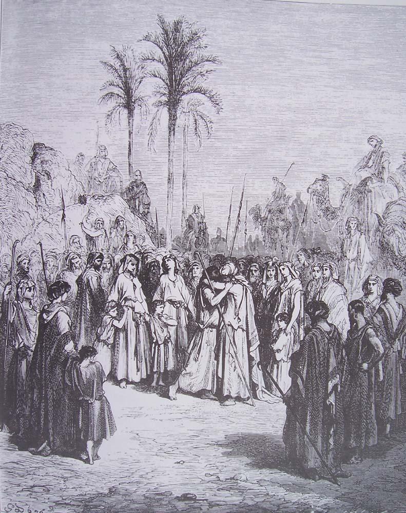 La Bible illustrée par Gustave Doré - Page 2 Gravur34