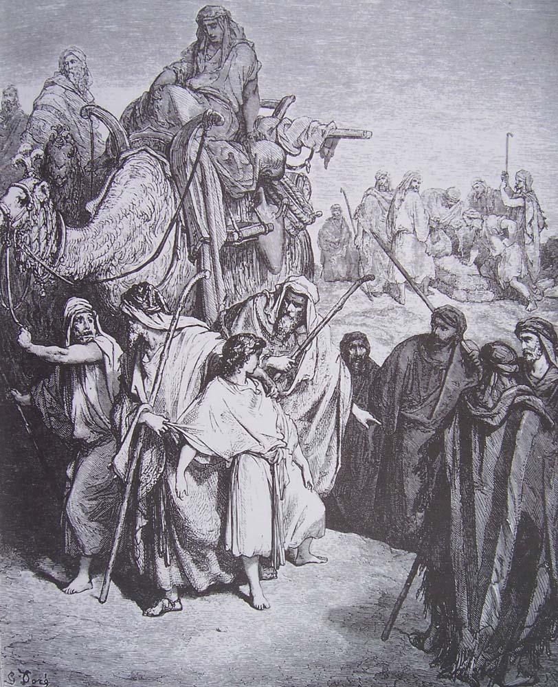 La Bible illustrée par Gustave Doré - Page 2 Gravur35