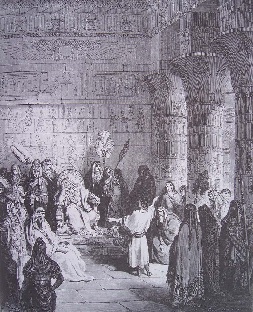 La Bible illustrée par Gustave Doré - Page 2 Gravur36