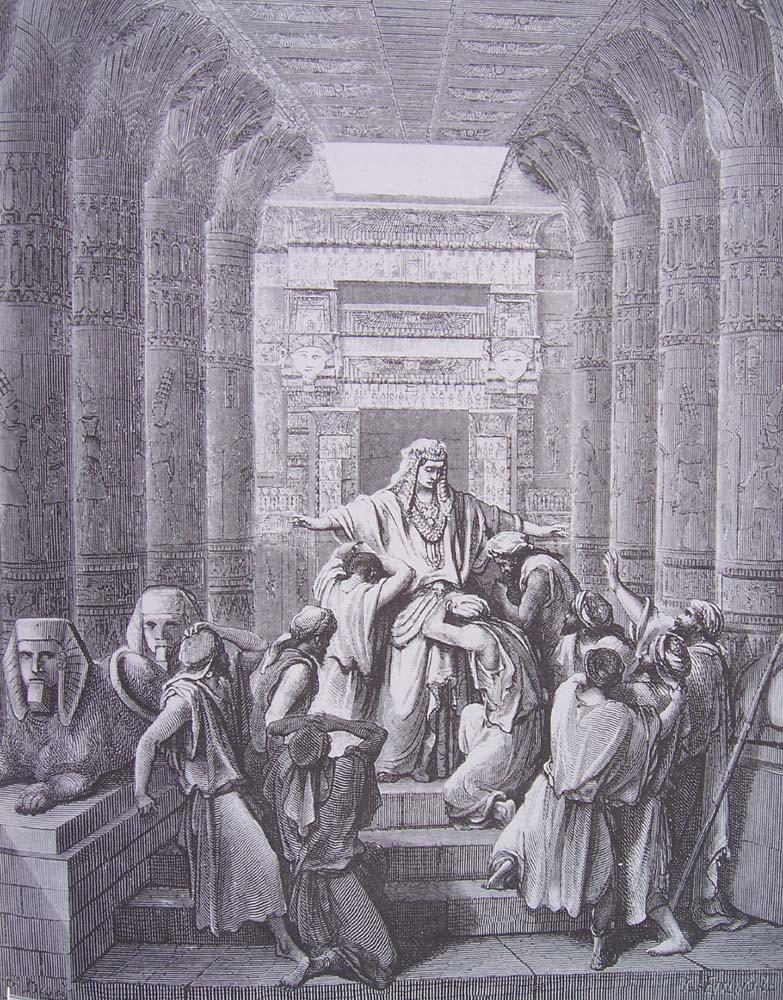 La Bible illustrée par Gustave Doré - Page 2 Gravur37