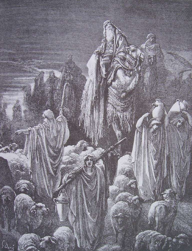 La Bible illustrée par Gustave Doré - Page 2 Gravur38