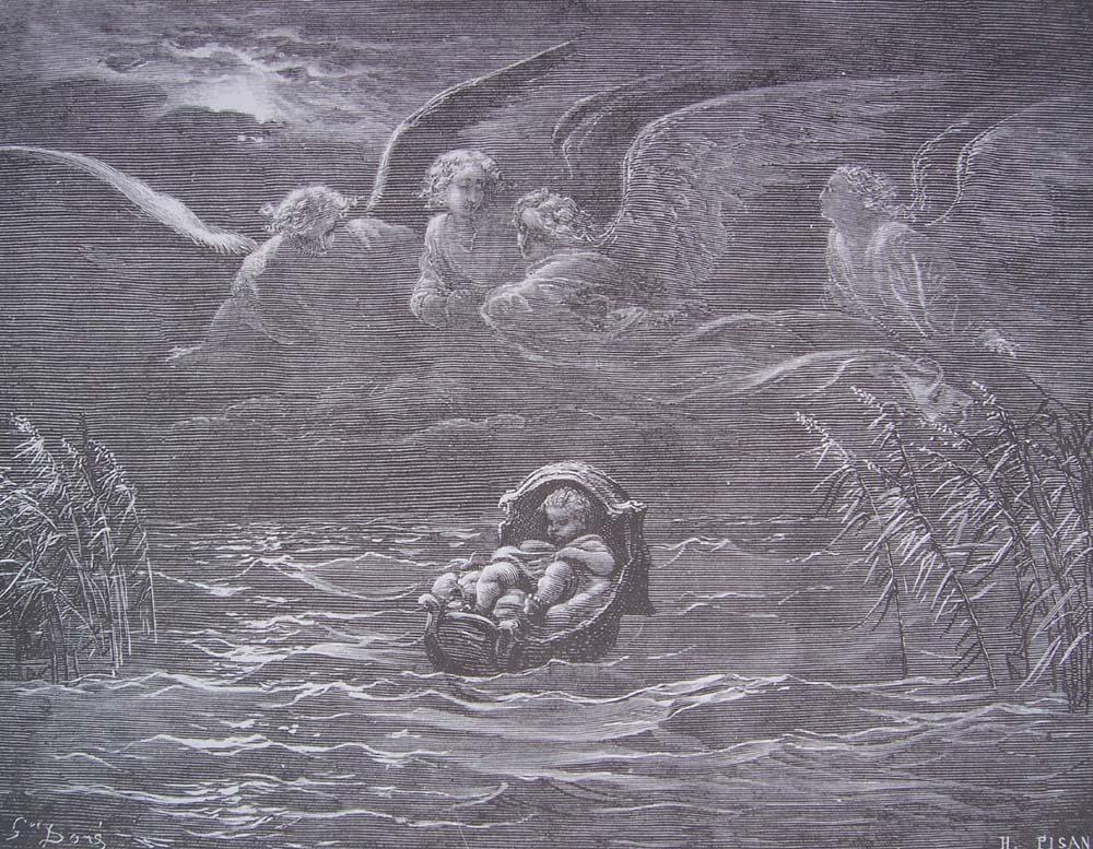 La Bible illustrée par Gustave Doré - Page 2 Gravur39