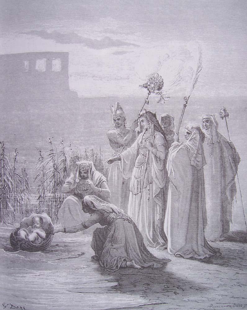 La Bible illustrée par Gustave Doré - Page 2 Gravur40