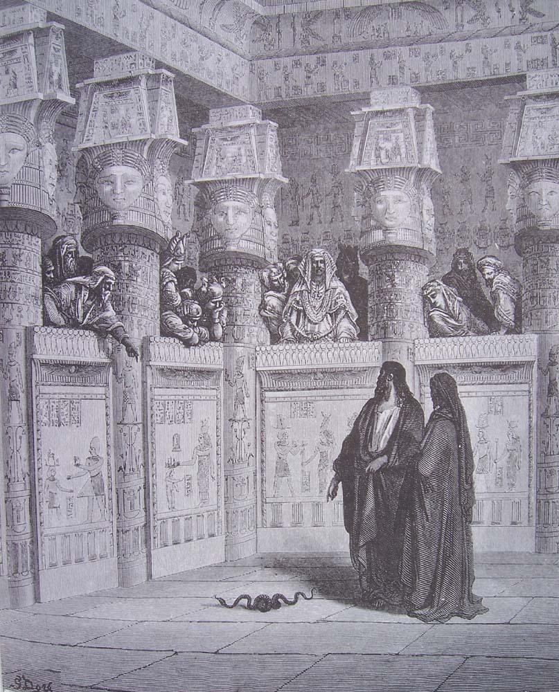 La Bible illustrée par Gustave Doré - Page 2 Gravur41