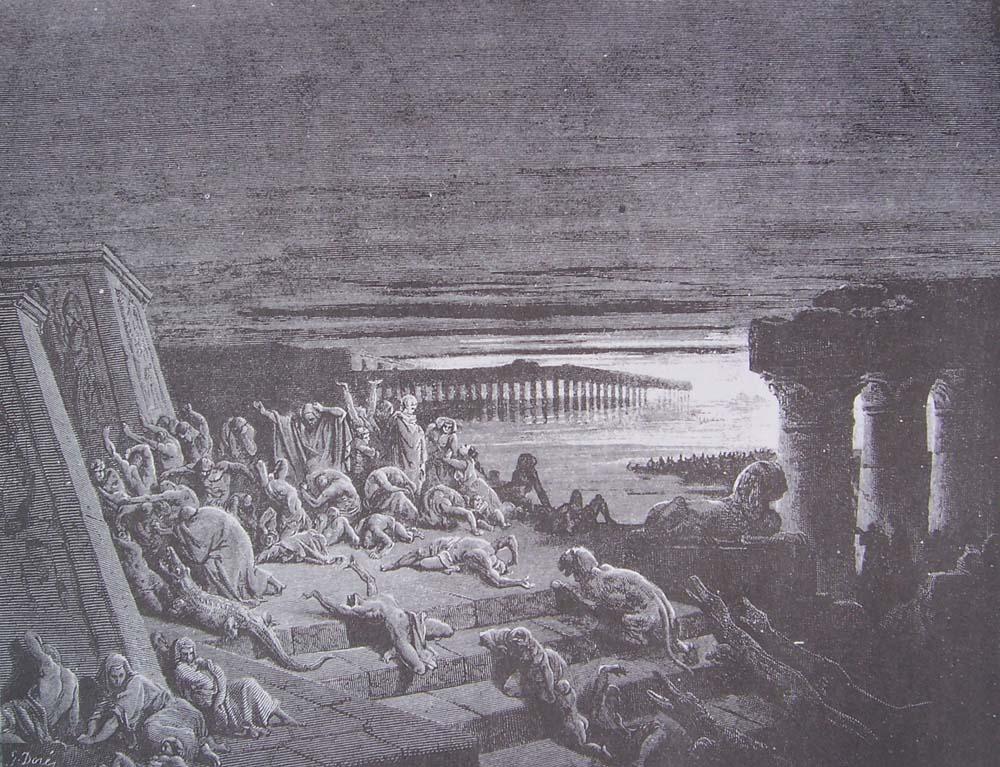 La Bible illustrée par Gustave Doré - Page 2 Gravur43