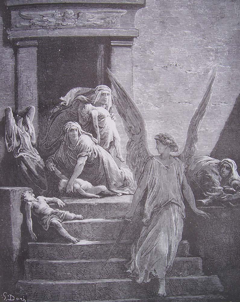 La Bible illustrée par Gustave Doré - Page 2 Gravur44