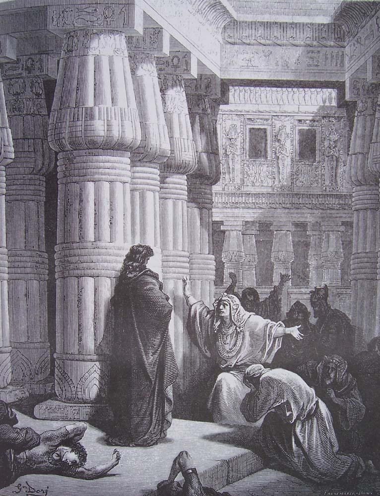 La Bible illustrée par Gustave Doré - Page 2 Gravur45
