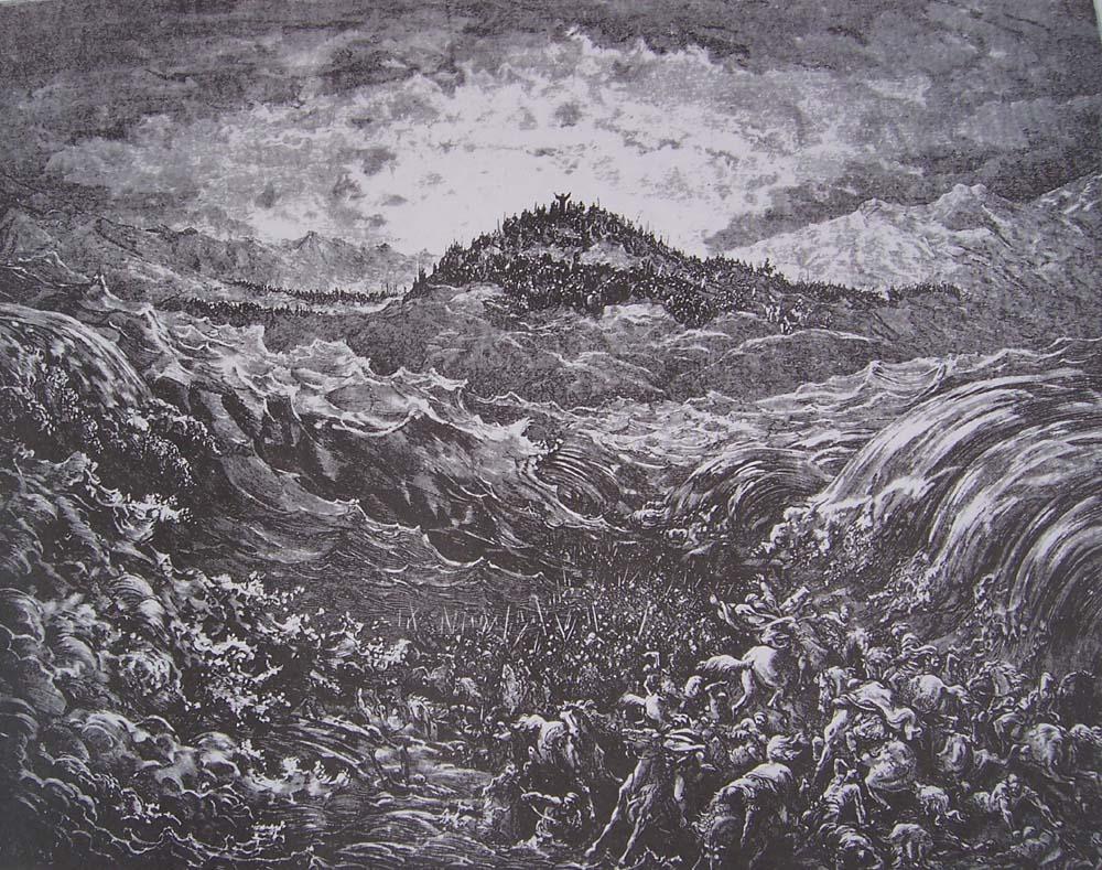La Bible illustrée par Gustave Doré - Page 2 Gravur46