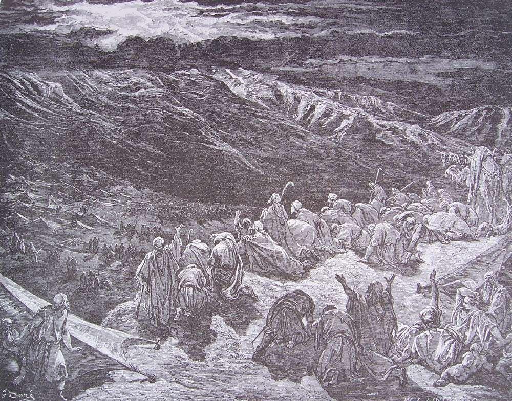 La Bible illustrée par Gustave Doré - Page 2 Gravur47