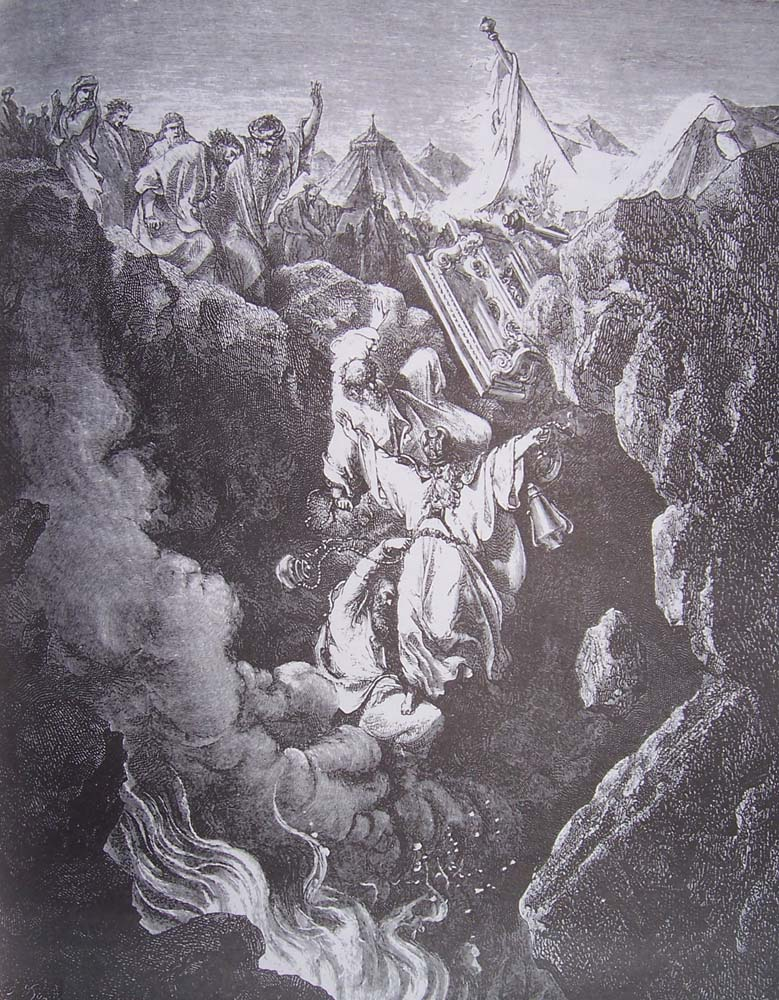 La Bible illustrée par Gustave Doré - Page 2 Gravur50