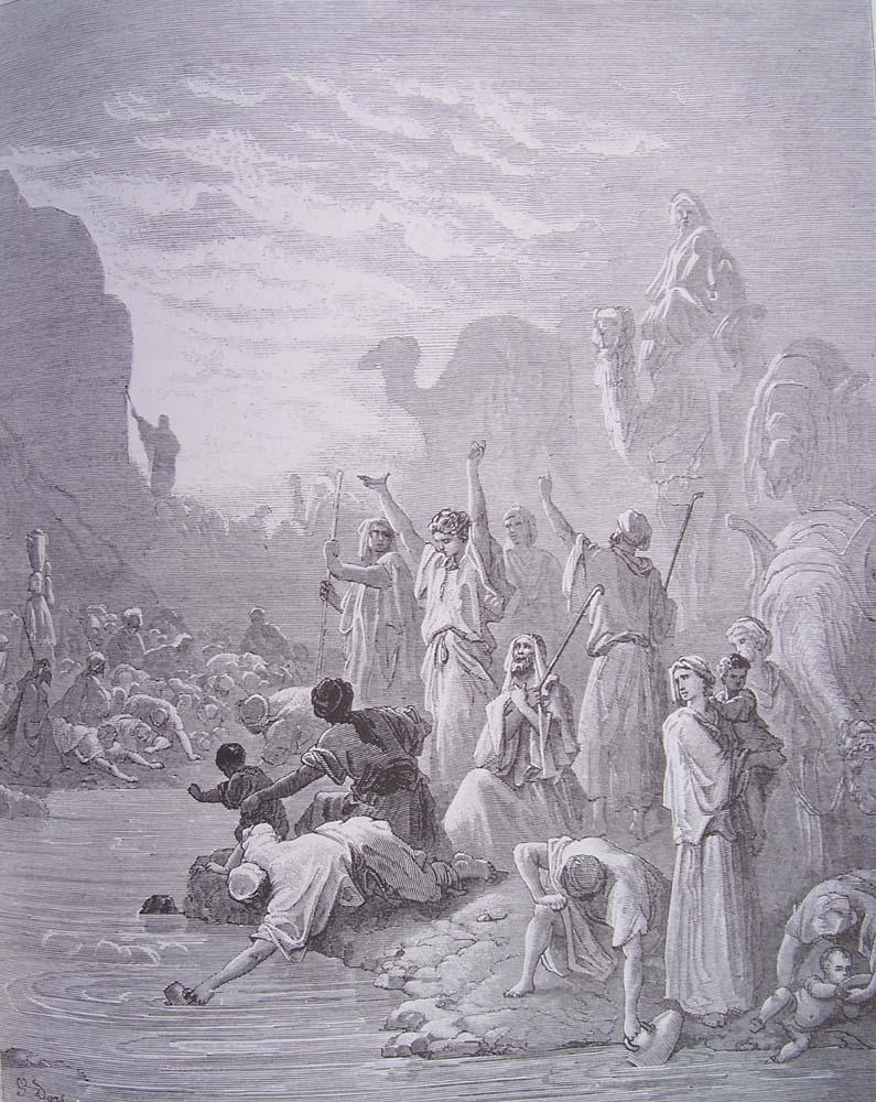 La Bible illustrée par Gustave Doré - Page 2 Gravur51