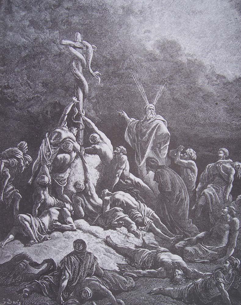 La Bible illustrée par Gustave Doré - Page 2 Gravur52