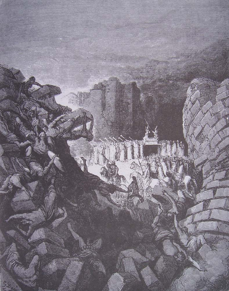 La Bible illustrée par Gustave Doré - Page 2 Gravur55