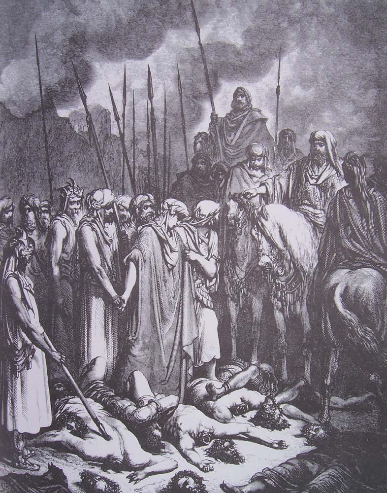 La Bible illustrée par Gustave Doré - Page 2 Gravur56
