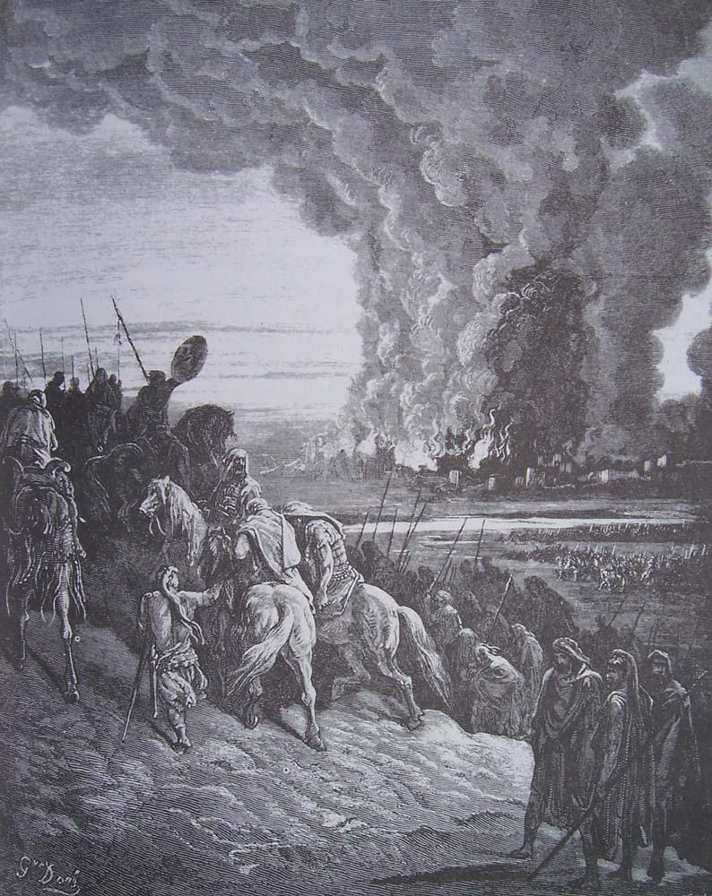 La Bible illustrée par Gustave Doré - Page 3 Gravur58
