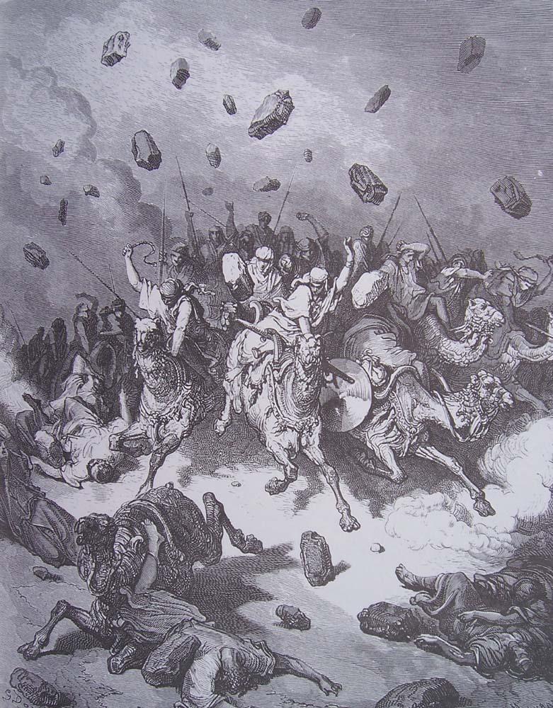 La Bible illustrée par Gustave Doré - Page 3 Gravur59