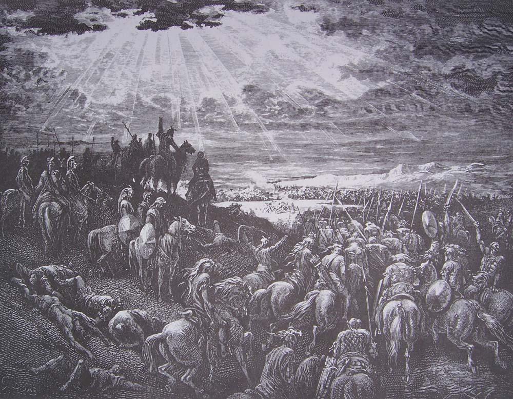 La Bible illustrée par Gustave Doré - Page 3 Gravur60
