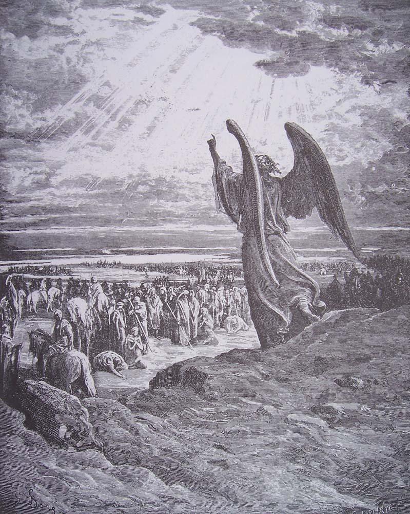 La Bible illustrée par Gustave Doré - Page 3 Gravur61