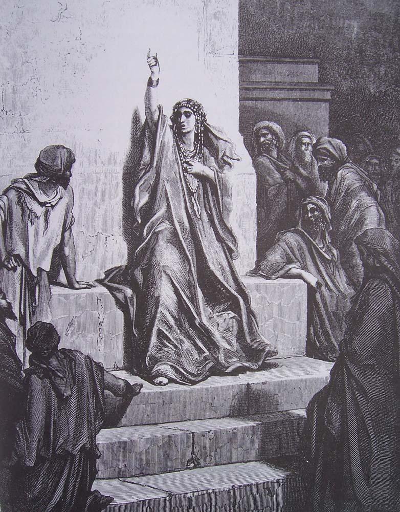 La Bible illustrée par Gustave Doré - Page 3 Gravur63