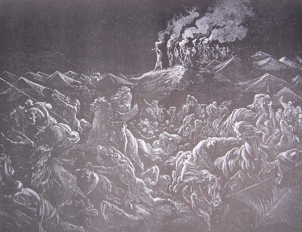 La Bible illustrée par Gustave Doré - Page 3 Gravur65