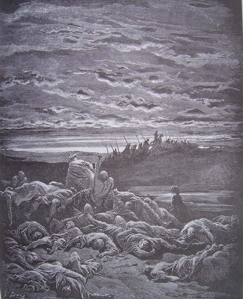 La Bible illustrée par Gustave Doré - Page 3 Gravur66