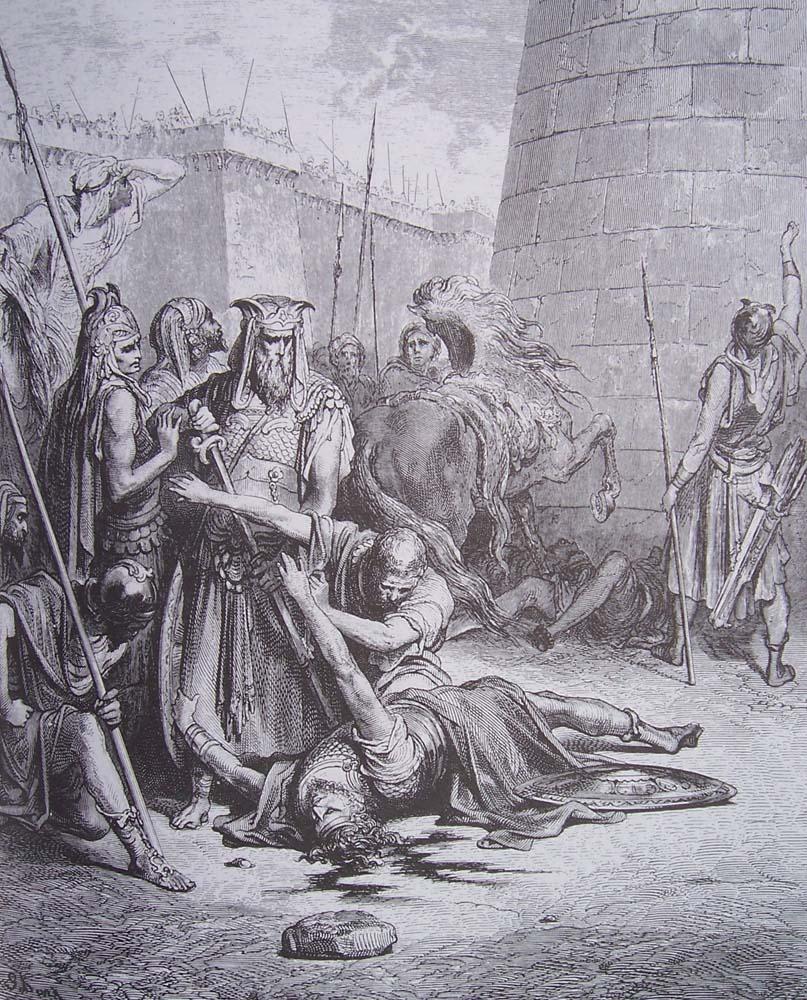 La Bible illustrée par Gustave Doré - Page 3 Gravur67