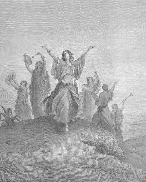La Bible illustrée par Gustave Doré - Page 3 Gravur68