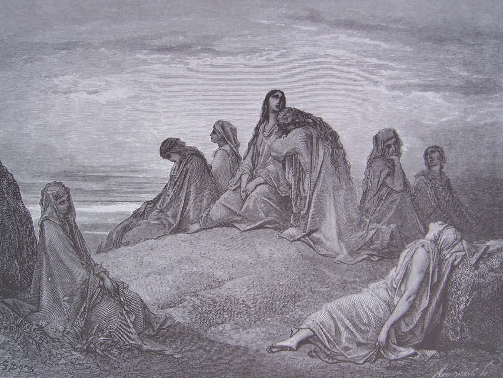 La Bible illustrée par Gustave Doré - Page 3 Gravur69