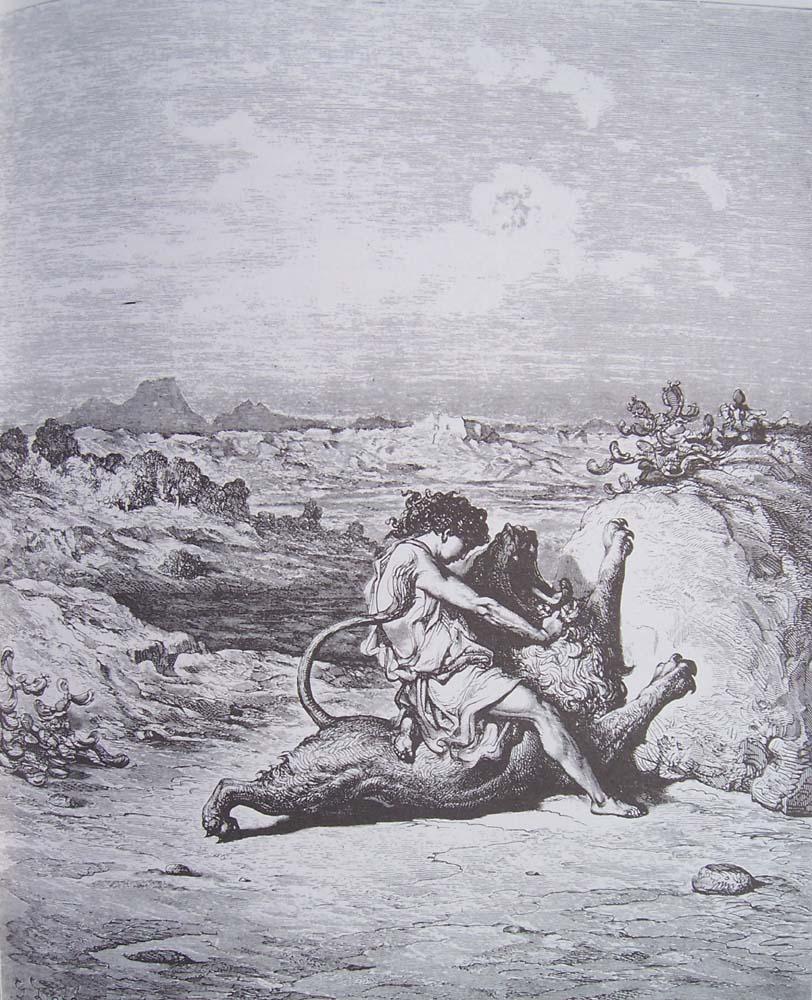 La Bible illustrée par Gustave Doré - Page 3 Gravur70