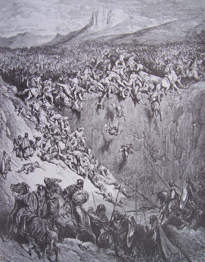 La Bible illustrée par Gustave Doré - Page 3 Gravur71