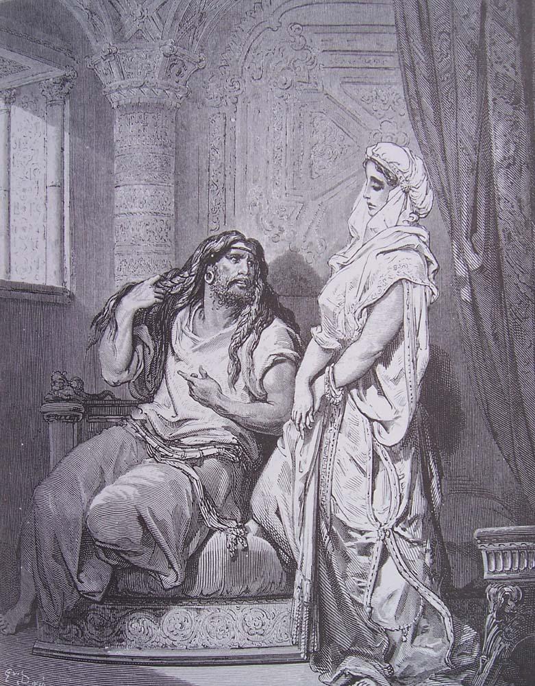 La Bible illustrée par Gustave Doré - Page 3 Gravur73